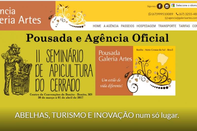 Agência de Turismo Galeria Artes Bonito MS